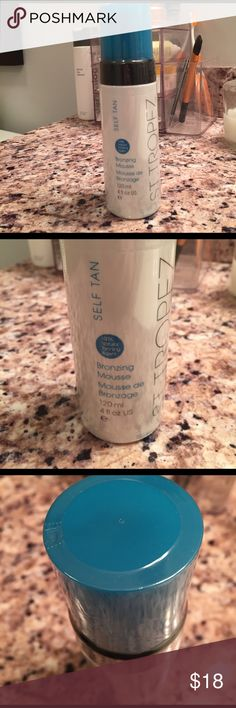 St. Tropez Self Tan Classic Bronzing Mousse *BRAND NEW*  *STILL IN WRAPPING* *I include FREE samples with all beauty orders!*  For St. Tropez's most iconic, natural and healthy looking tan, the newly formulated, lightweight, classic mousse tailors to your individual skin tone, for their longest-lasting tan in one application.  Key Benefits: No self tan smell, with a mood-boosting fragrance Streak-free and easy to apply Quick-drying and non-sticky, with no transfer Ultra-hydrating with even…