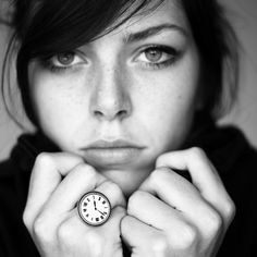 Relógio! *.* | Time by Noukka Signe, via Flickr