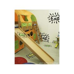 Keith Haring Baby wall decal! - Pop-Shop.com Radiant Baby (24 inch) Wall Decal