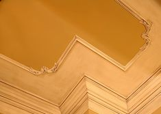 ceiling panels with decorative corners  #ceilingdecor #ceilingtrim #panelmolding