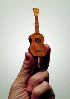itty bitty ukulele