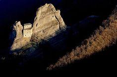 Castello della Pietra, Vobbia, Genova (Italy).