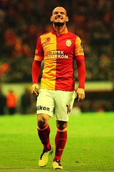 Kaptan Sneijder :)
