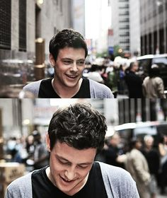 Gone way too soon. You will be missed. RIP Cory Monteith.