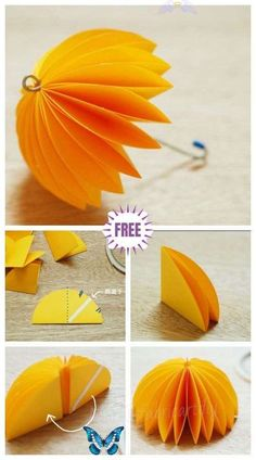Kids Craft Easy Origami Paper Umbrella DIY Tutorial Kids Craft Easy Origami Paper Umbrella DIY Tutorial<br> Kids Craft Easy Origami Paper Umbrella DIY Tutorial Diy Crafts For Teen Girls, Easy Crafts For Kids, Easy Diy Crafts, Diy Projects For Teens, Diy For Kids, Fun Crafts, Craft Projects, Summer Crafts, Easy Projects
