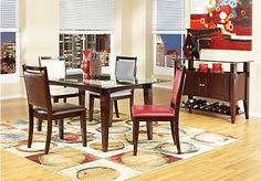 Shop for a Hadley Bay Cream 5 Pc Dining Room at Rooms To Go. Find Dining Room Sets that will look great in your home and complement the rest of your furniture.