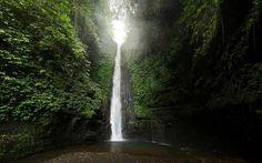 jeruk manis waterfall