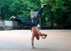 Calisthenics and Body Awareness via Al Kavadlo