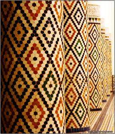 Morocco Moroccan Tiles, Marrakesh, Geometric Shapes, Morocco, Mosaic, Art Deco, Carpet, Architecture, Quilts