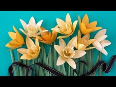 Countdown to Spring: Daffodils - Lia Griffith