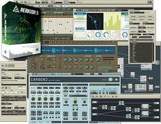 Native Instruments – REAKTOR Library collection