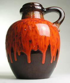Scheurich West German Pottery