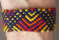 Photo of #80460 by Mady383 - friendship-bracelets.net