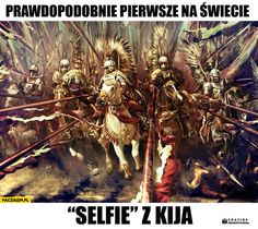"""Polish Hussars The cavalry of Polish Army between the and centuries. Work from two years to the game """"Fire and Sword """" Polish Hussars 16th Century, Best Funny Pictures, Fiction, Canvas Prints, Humor, Knights, Warriors, Selfie Stick, Soldiers"""