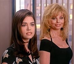 Young Denise Richards in Black is listed (or ranked) 9 on the list 19 Pictures of Young Denise Richards Denise Richards Young, Denise Richards Bikini, Denis Richards, Aquarius, Melrose Place, Bond Girls, 90s Hairstyles, Famous Stars, Celebs