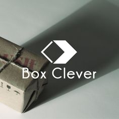 Logo design. Logistics. Box.  Branding & logo design for  'Box Clever Logistics.'   Featuring the letter 'C' and a 'box' element. By brandishgraphics.com