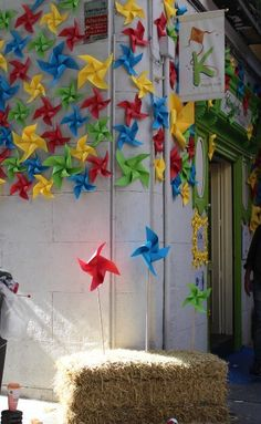 DecorAcción 2015: arte en las fachadas y comercios del Barrio de las Letras de Madrid