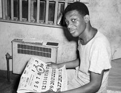 1946 May 3rd, 1946 Black Teen Survives Louisiana Electric Chair