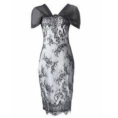 Para Women's Lace Elegant Temperament Dress – USD $ 14.99