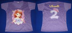 Blusas para niñas personalizadas