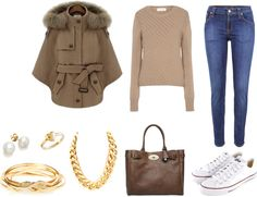 """""""Tenue 27"""" by yasmine-ines ❤ liked on Polyvore"""