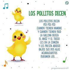 canción infantil Spanish Songs, Spanish Lessons, How To Speak Spanish, Preschool Songs, Kids Songs, Spanish Language Learning, Teaching Spanish, Baby Cinderella, Nursery Rhymes Songs