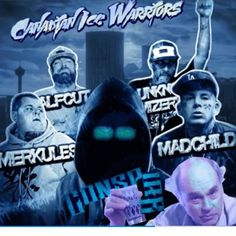 Listen #free in #SoundCloud now: Canadian Ice Warriors ft. Merkules Halfcut Unknown Mizery & Madchild (LEVEL 13 REMIX ft. DJ TMB) by Conspire
