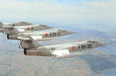 F-104 G Starfigther. Ejército del Aire Español