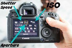 manual mode camera