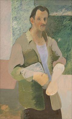 Arshile Gorky · Self Portrait · 1937 · Philadelphia Museum of Art