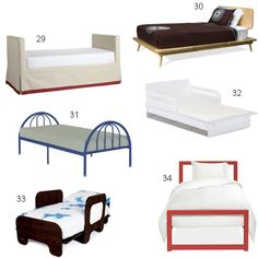 34 Mostly Modern Some Classic Designer Chic Toddler Twin And