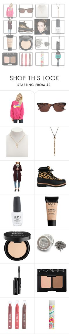 """""""Emma Roberts"""" by cheapchicceleb ❤ liked on Polyvore featuring Disney, Jacques Marie Mage, Forever 21, ADORNIA, Topshop, Tabitha Simmons, CO, NYX, MAC Cosmetics and NARS Cosmetics"""
