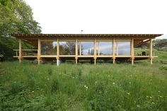 Mizan - Welcome my homepage Farnsworth House, Timber Architecture, Architecture Design, Cabins In The Woods, House In The Woods, Shed Design, House Design, Ecology Design, Klagenfurt