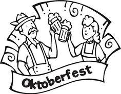 ausmalbilder oktoberfest