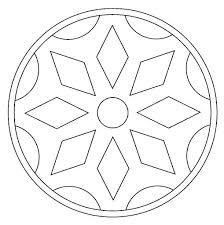 Imagem relacionada Mosaic Art, Mosaics, Art N Craft, Mosaic Patterns, Mandala Art, Stained Glass, Coloring Pages, Stencils, Templates