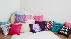 Pillows for days