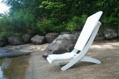 Adirondack Beach Chair Plans  Portable 2 piece 2 position