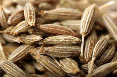 Kmín se hodí nejen při přípravě brambor Korn, Almond, Almond Joy, Almonds