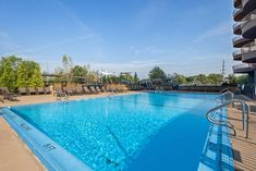 Take a dip in our resort-style community #pool. #ReNewWheatonCenter #IAmRenewed #Amenities
