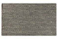 Burke Jute Rug, Pewter/Putty on OneKingsLane.com