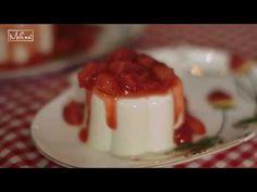 VIDEO: panna cotta z kefíru s jahodami   foodblogerka Bianka