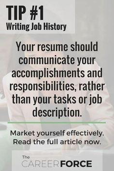 Resume Work, Resume Help, Job Resume, Resume Skills, Visual Resume, Resume Writing Tips, Writing Jobs, Writing Ideas, Resume Tips No Experience