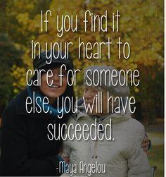 #Caregiver Inspiration... www.ecarediary.com