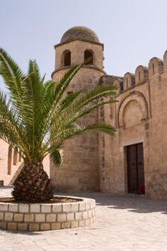 Medina Sousse, Tunisia الجامع الكبير بسوسة- Great mosque