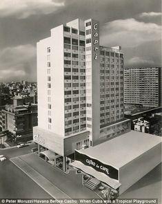 Cuban Architecture, Architecture Design, Havana Hotels, Vintage Cuba, Century Hotel, York Hotels, Sands Hotel, Beautiful Sites, Celebrity Travel
