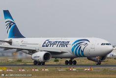 23 EgyptAir Airbus A330-243 SU-GCG
