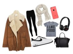 """""""I like food."""" by chicabionica ❤ liked on Polyvore"""