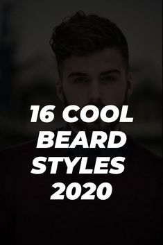 16 Beard Styles You Can Try In 2020 – LIFESTYLE BY PS Mens Hairstyles Fade, Men's Hairstyles, Hipster Beard, Beard Styles For Men, Awesome Beards, Hair Game, How To Better Yourself, Bearded Men, Short Hair Styles