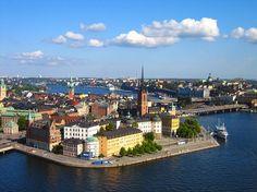 Riddarholmen, Estocolmo, Suécia
