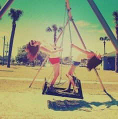 some kind of swing!! But cuuttee!!:)